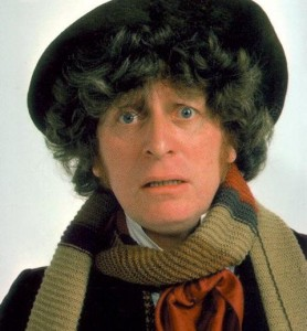 Tom Baker Invasion of Time