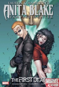 Anita Blake Vampire Hunter: First Death
