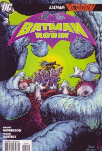 Batman and Robin Issue #3