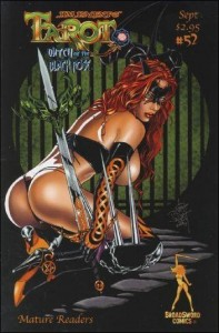 Tarot: Witch of the Black Rose #52