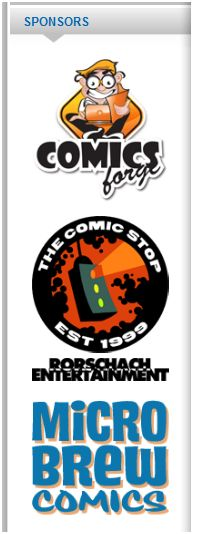 Comics Forge is supporting the Jet City Comics Show