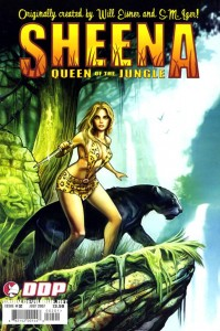 Sheena, Queen of the Jungle, No. 2