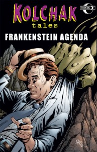 Kolchak Tales: The Frankenstein Agenda #2