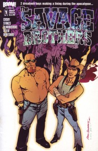 The Savage Brothers #1