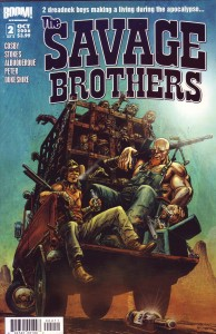 The Savage Brothers #2
