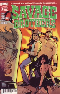 The Savage Brothers #3