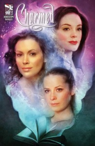 Charmed 0 Cover B