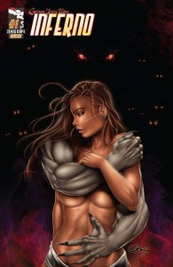Grimm Fairy Tales Presents Inferno Number 1