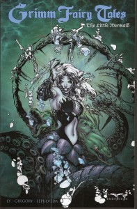 Zenescope the Little Mermaid Collection