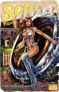 Science Fiction and Fantasy Zenescope Cover 1