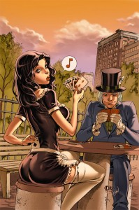 Grimm Fairy Tales: Beyond Wonderland #5