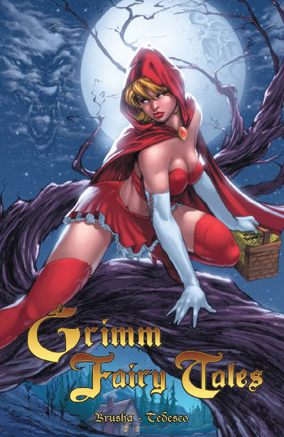 Grimm Fairy Tales Little Red Riding Hood Grimm Fairy Tales Vol 1