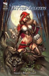 Zenescope Grimm Myths & Legends #1