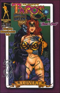 Tarot: Witch of The Black Rose #40