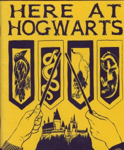Here at Hogwarts–Lucy Knisley