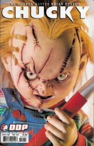 Chucky Number 2 Comic