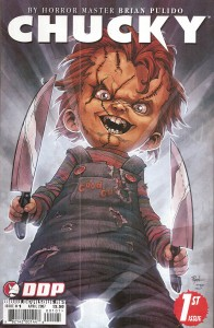 Chucky Number 1 Devils Due Publishing