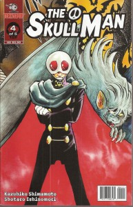 The Skull Man from Tokyopop