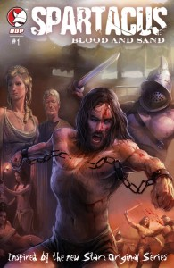 Spartacus: Blood and Sand #1