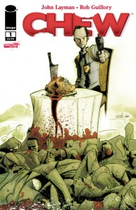 Chew #1: Taster's Choice (Part 1 of 5)