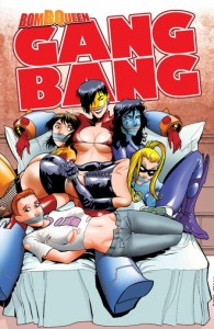 The Bomb Queen Gang Bang TBP