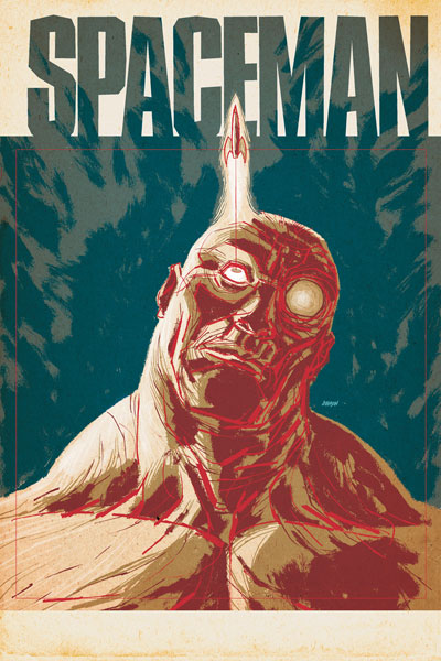 Spaceman 1 by Azzarello and Risso