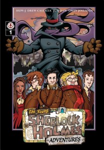 The Young Sherlock Holmes Adventures #1