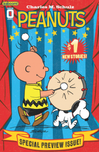 Its a Peanuts #0 Review, Charlie Brown