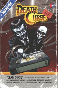 VHS Horror in Comic Form, Death Curse #1