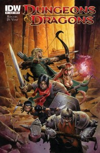Dungeons and Dragons #1 (2010)