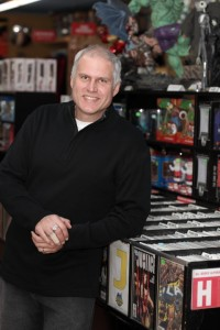 An interview with Ed Catto