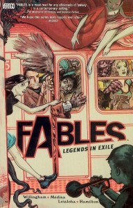 Fables TPB 1: Legends in Exile