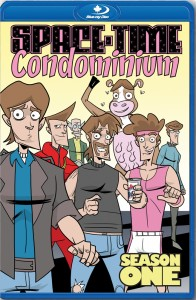 Space-Time Condominium: Season One TPB