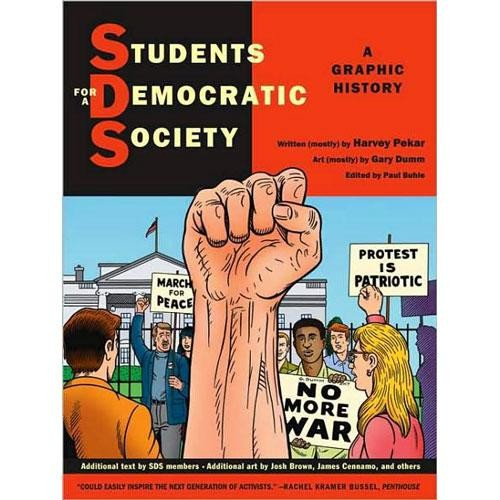 Students For A Democratic Society, A Graphic History
