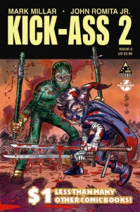 Kick Ass 6 Volume 2 by Mark Millar and John Romita Jr.