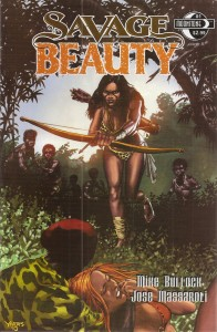 Savage Beauty from Moonstone Comics