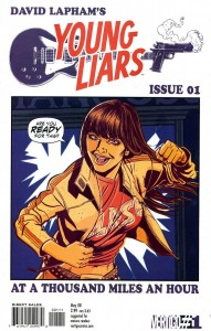 "Young Liars #1: ""At a Thousand Miles an Hour"""