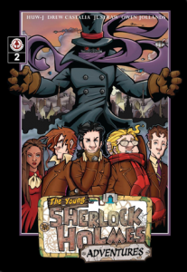 The Young Sherlock Holmes Adventures #2