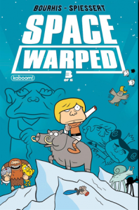 Space Warped #3