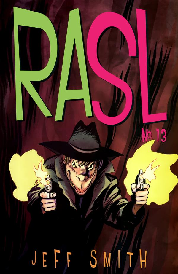 RASL 13 by Jeff Smith