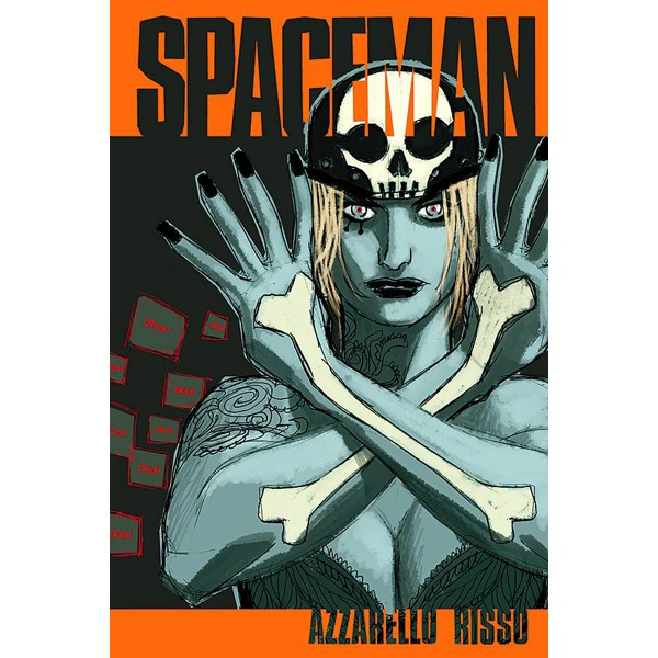 Spaceman 4 by Brian Azzarello and Eduardo Risso