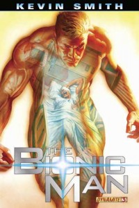 The Bionic Man # 3