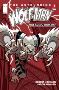 The Astounding Wolf-Man #1-2