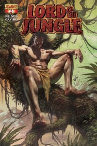 Lord of the Jungle # 3