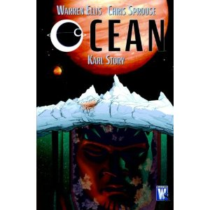 Ocean by Warren Ellis and Chris Sprouse/Karl Story