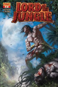 Lord of the Jungle # 2