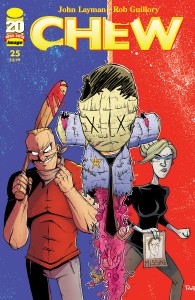 Chew #25: Part 5/5 Major League Chew