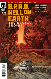 BPRD Hell on Earth the Devils Engine Number 1 of 3