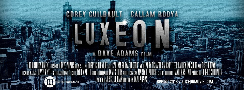 Luxeon: A Canadian indie Superhero film that needs YOUR help to become a reality!
