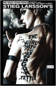 The Girl with the Dragon Tattoo Preview
